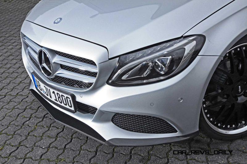 2015 Mercedes-Benz C-Class Estate by VAETH 14