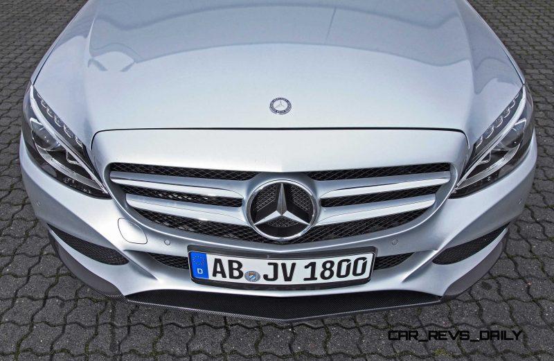 2015 Mercedes-Benz C-Class Estate by VAETH 15