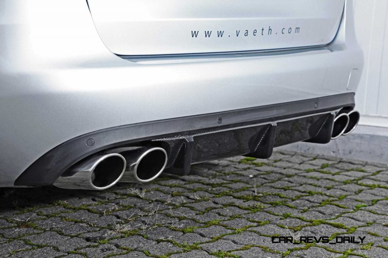 2015 Mercedes-Benz C-Class Estate by VAETH 18