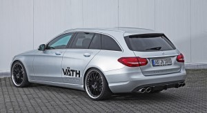 2015 Mercedes-Benz C-Class Estate by VAETH 2