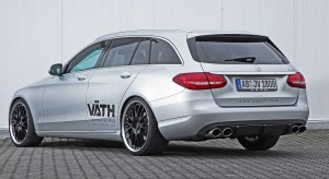 2015 Mercedes-Benz C-Class Estate by VAETH 3