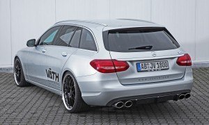 2015 Mercedes-Benz C-Class Estate by VAETH 4