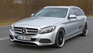 2015 Mercedes-Benz C-Class Estate by VAETH 7