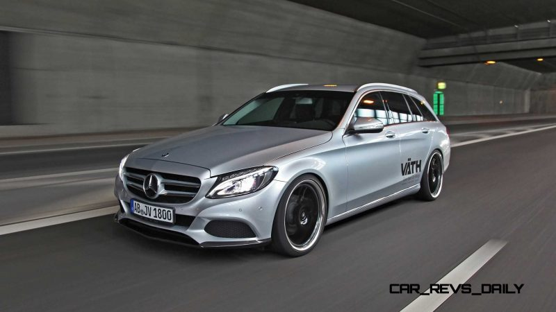 2015 Mercedes-Benz C-Class Estate by VAETH 8