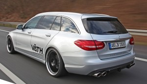 2015 Mercedes-Benz C-Class Estate by VAETH 9