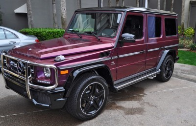 2015 Mercedes-Benz G63 AMG Crazy Colors Edition 13