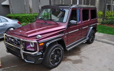 2015 Mercedes-Benz G63 AMG Crazy Colors Edition 14