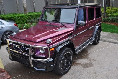 2015 Mercedes-Benz G63 AMG Crazy Colors Edition 15