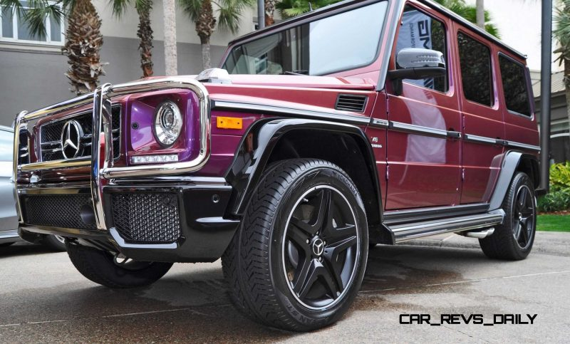 2015 Mercedes-Benz G63 AMG Crazy Colors Edition 17