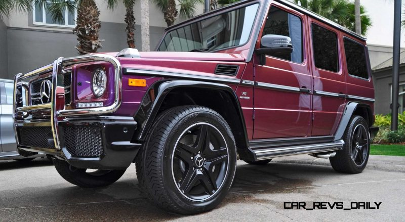 2015 Mercedes-Benz G63 AMG Crazy Colors Edition 18