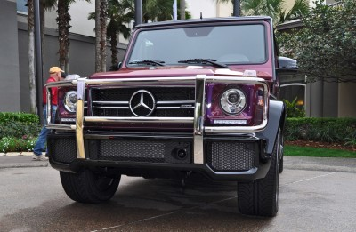 2015 Mercedes-Benz G63 AMG Crazy Colors Edition 20