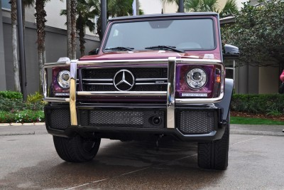2015 Mercedes-Benz G63 AMG Crazy Colors Edition 21