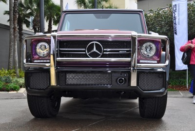 2015 Mercedes-Benz G63 AMG Crazy Colors Edition 22