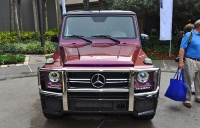 2015 Mercedes-Benz G63 AMG Crazy Colors Edition 24