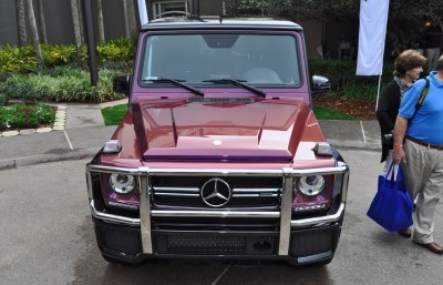 2015 Mercedes-Benz G63 AMG Crazy Colors Edition 25