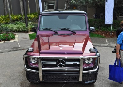 2015 Mercedes-Benz G63 AMG Crazy Colors Edition 26