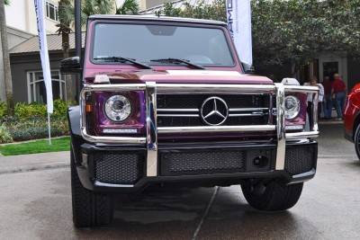 2015 Mercedes-Benz G63 AMG Crazy Colors Edition 27