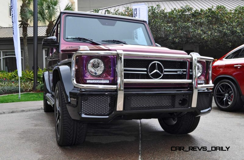 2015 Mercedes-Benz G63 AMG Crazy Colors Edition 28