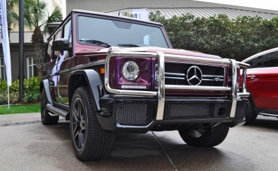 2015 Mercedes-Benz G63 AMG Crazy Colors Edition 29