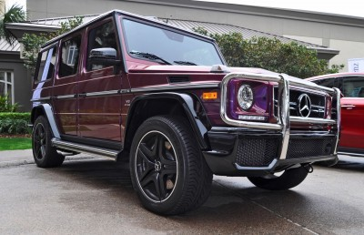 2015 Mercedes-Benz G63 AMG Crazy Colors Edition 31