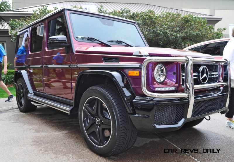 2015 Mercedes-Benz G63 AMG Crazy Colors Edition 32