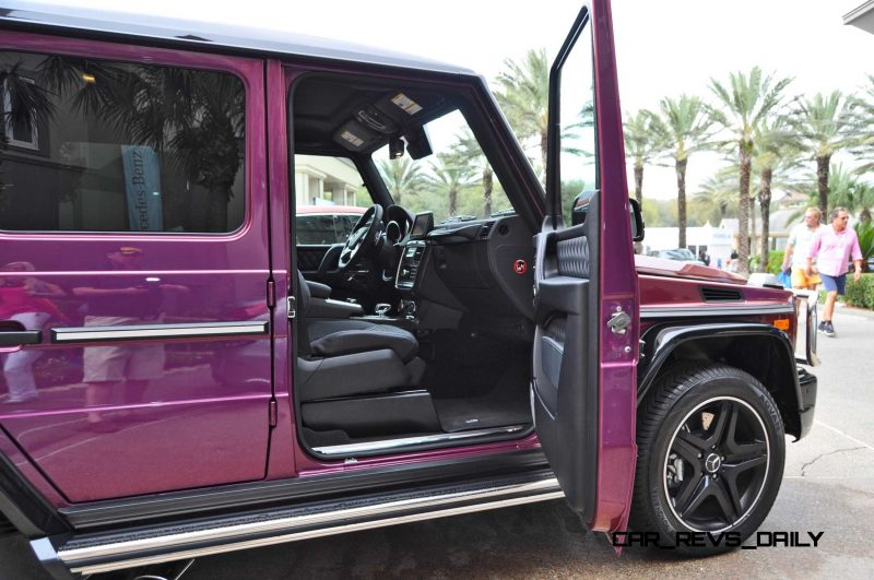 2015 Mercedes-Benz G63 AMG Crazy Colors Edition 33