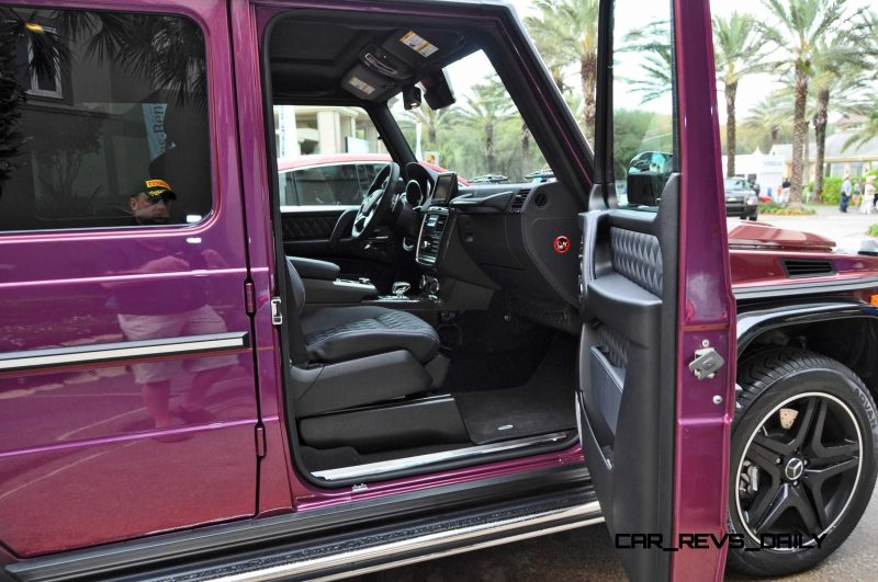2015 Mercedes-Benz G63 AMG Crazy Colors Edition 34