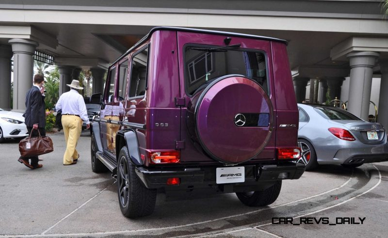 2015 Mercedes-Benz G63 AMG Crazy Colors Edition 4