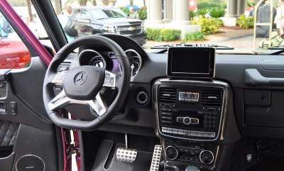 2015 Mercedes-Benz G63 AMG Crazy Colors Edition 42