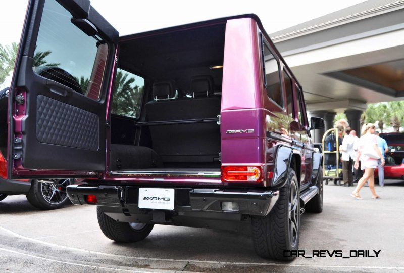 2015 Mercedes-Benz G63 AMG Crazy Colors Edition 45