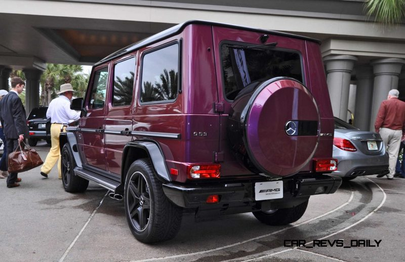 2015 Mercedes-Benz G63 AMG Crazy Colors Edition 6