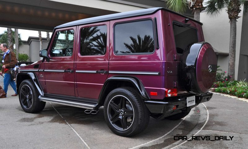 2015 Mercedes-Benz G63 AMG Crazy Colors Edition 7
