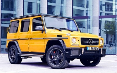 2015 Mercedes-Benz G63 AMG Crazy Colors Edition 8