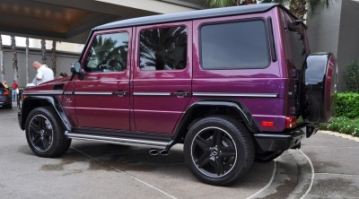 2015 Mercedes-Benz G63 AMG Crazy Colors Edition 9