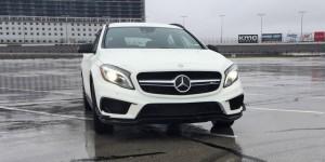 2015 Mercedes-Benz GLA45 AMG 20