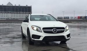 2015 Mercedes-Benz GLA45 AMG 21