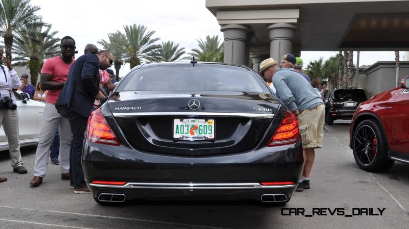 2015 Mercedes-Maybach S600 1