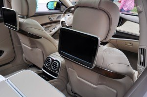 2015 Mercedes-Maybach S600 19