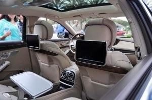 2015 Mercedes-Maybach S600 21