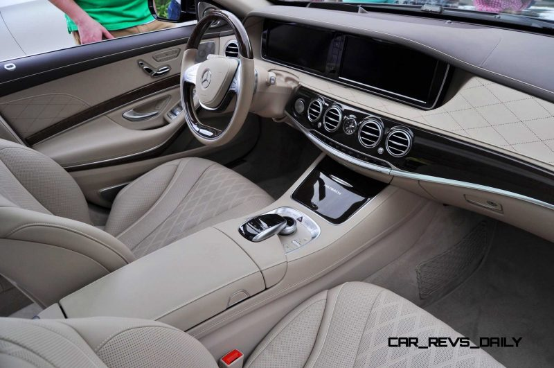 2015 Mercedes-Maybach S600 24