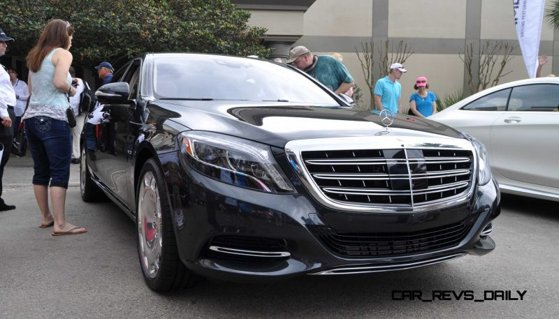 2015 Mercedes-Maybach S600 25