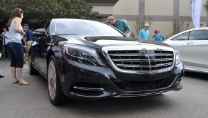 2015 Mercedes-Maybach S600 26