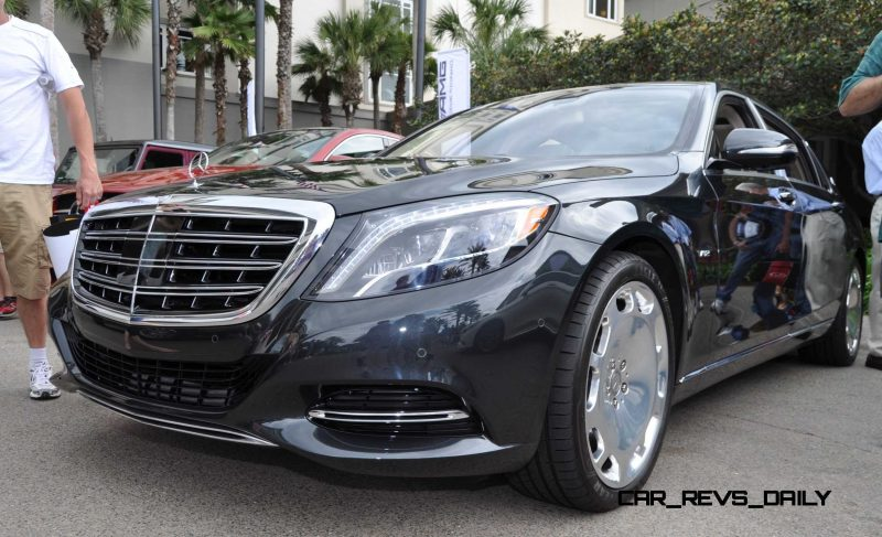 2015 Mercedes-Maybach S600 29
