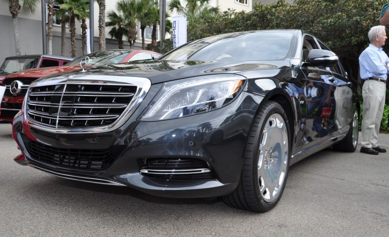 2015 Mercedes-Maybach S600 30