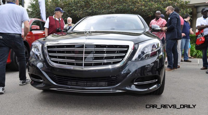 2015 Mercedes-Maybach S600 4