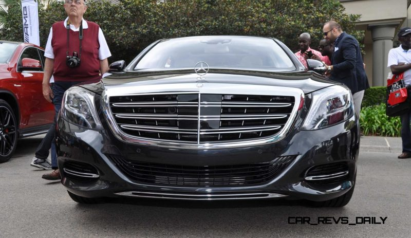 2015 Mercedes-Maybach S600 7