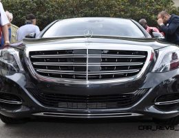 2015 Mercedes-Maybach S600 Inside and Out from Amelia Island