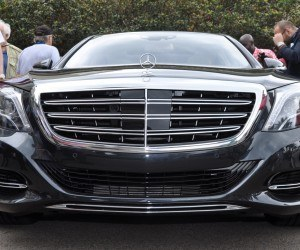 2015 Mercedes-Maybach S600 8