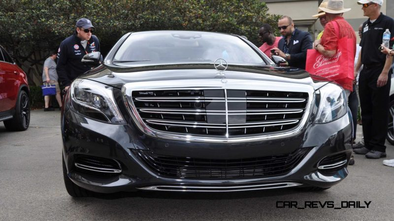 2015 Mercedes-Maybach S600 9