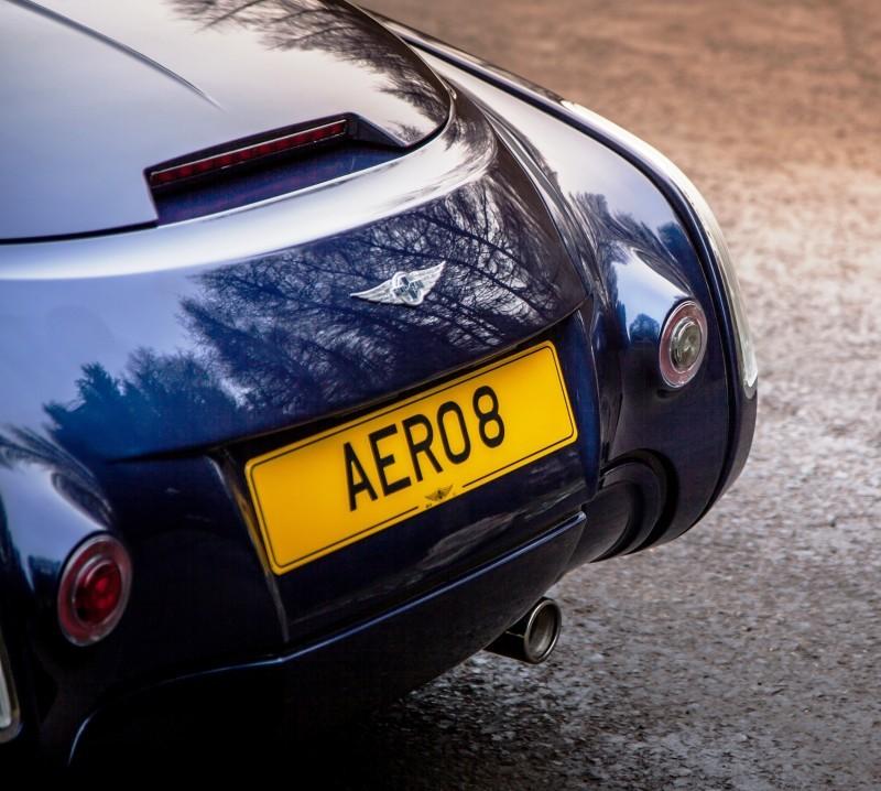 2015 Morgan Aero 8 Hardtop 2